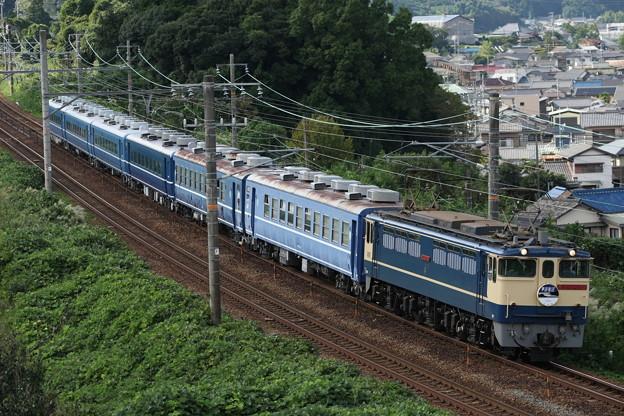 最後の客車・東海道を上る