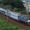 Photos: 最後の客車・東海道を上る