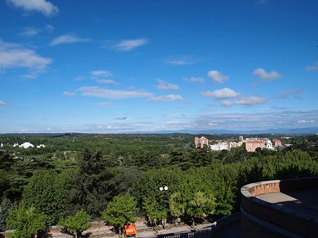 王宮からの眺め