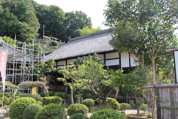 法泉寺は興味深い伝説や史実がいっぱい #岡山の旅2016