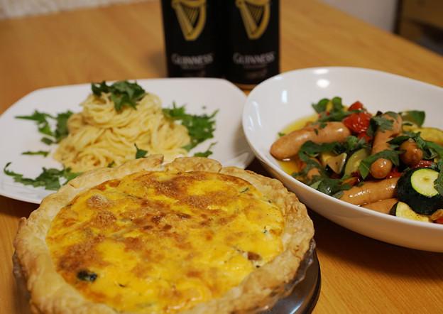 Photos: ビールに合う料理