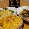 写真: ビールに合う料理