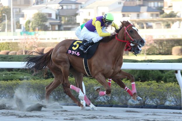 ララベル レース(第61回 桜花賞)