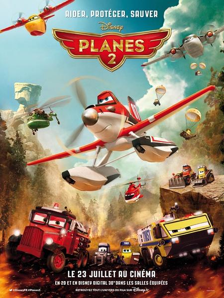 飞机总动员2:火线救援 Planes.Fire.and.Rescue.2014.BluRay.1080p