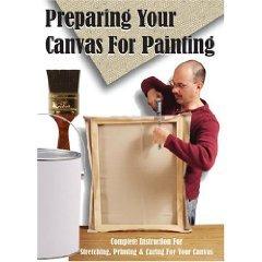 准备你的绘画画布