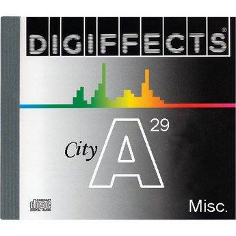 Sound Ideas专业声效素材:城市音效系列