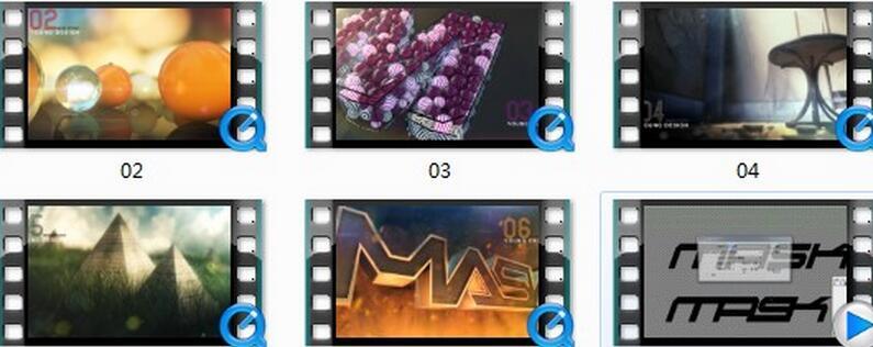 Cinema 4D六套中文高级实例教程