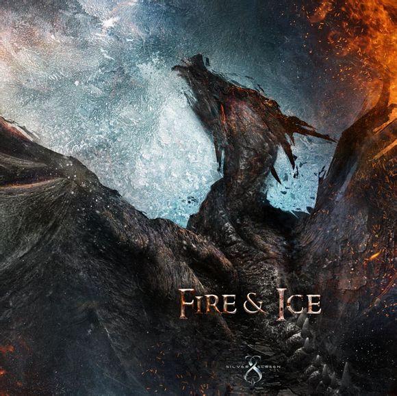 45首震撼大气气势电影预告片企业专题音乐合集(Silver Screen – Fire & Ice)