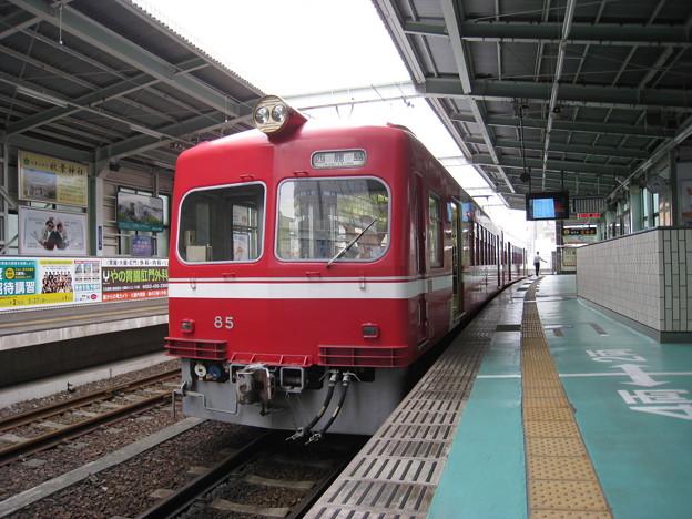 遠州鉄道 30形 モハ25-クハ85 新浜松駅