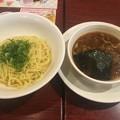 北海道産 豚肉の肉盛りつけ麺