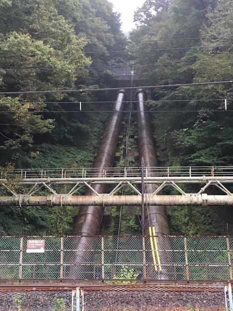 竹の沢発電所
