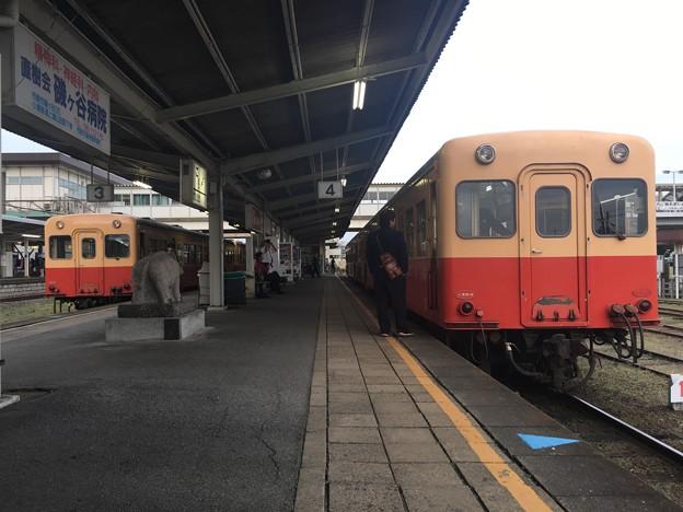 小湊鐵道 キハ200形 五井駅