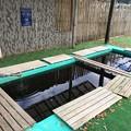 Photos: 足湯 亀山温泉ホテル