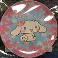 Photos: サンリオキャラクターズ 桜プレート シナモロール