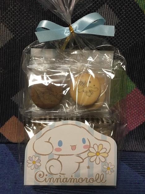 Photos: シナモロール プリントクッキーセット