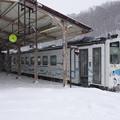Photos: s8024_釧網本線臨時流氷物語号_網走