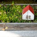 Photos: 赤い屋根のお家