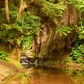 6-13 071濃溝の滝
