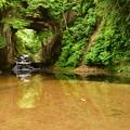 6-13 076濃溝の滝
