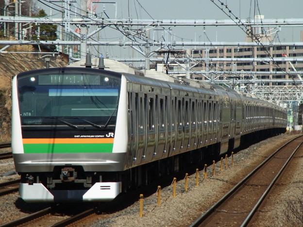 東海道本線 普通小田原行 RIMG3031