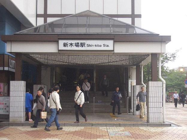 新木場駅 CIMG9687