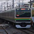 Photos: 湘南新宿ライン 普通宇都宮行 RIMG3315