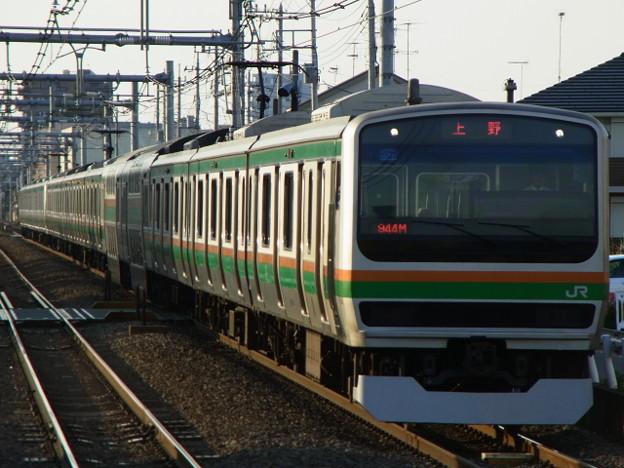 Photos: 高崎線 普通上野行 RIMG3428