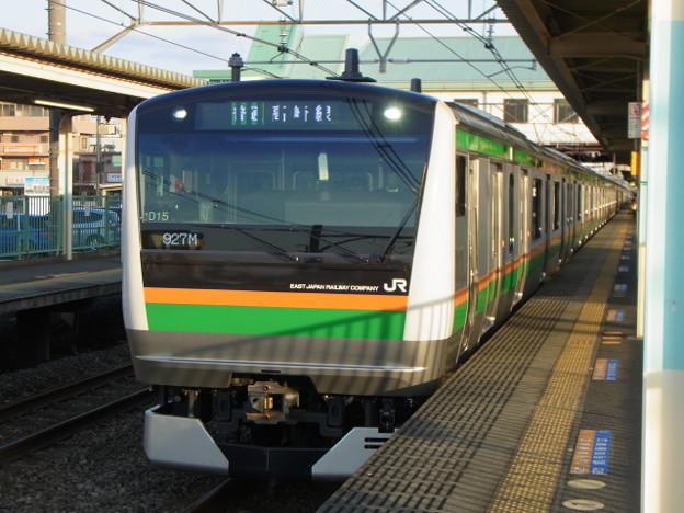 高崎線 普通上野行 RIMG3432