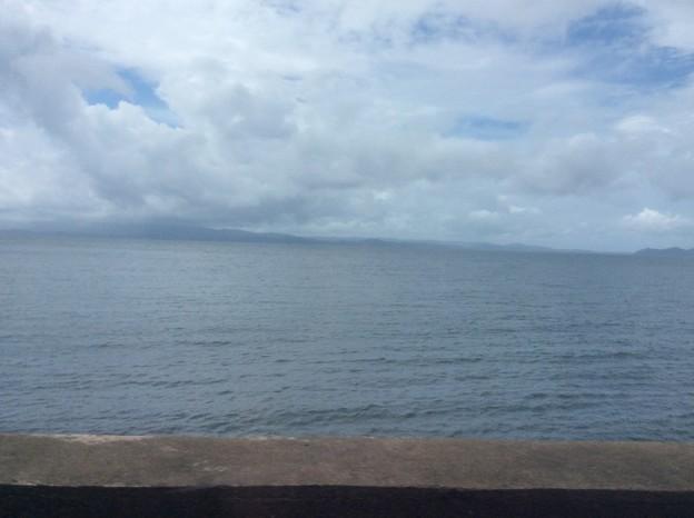 Photos: シーサイドライナーから大村湾を望む1