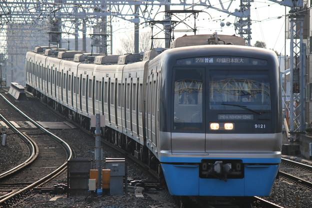 北総(千葉NT鉄道)9100形 9128F C-Flyer