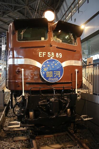 EF58 89(銀河HM付)
