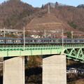 写真: 中央本線211系2000番台 N607編成