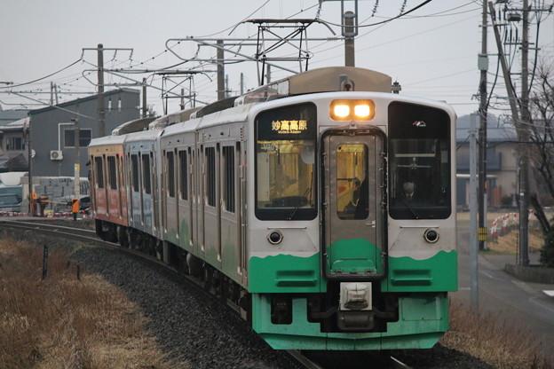 えちごトキめき鉄道ET127系 V10編成