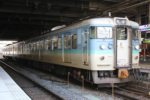 しなの鉄道115系1000番台 S15編成