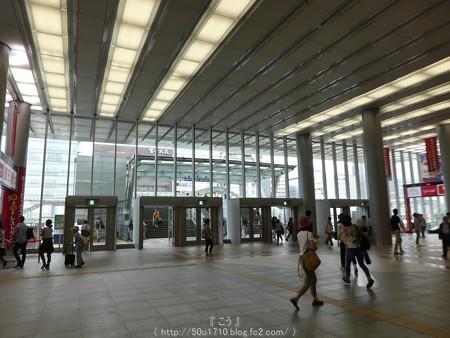 160708-しんよこ→横浜アリーナ (1)