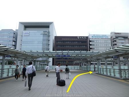 160708-しんよこ→横浜アリーナ (5)改
