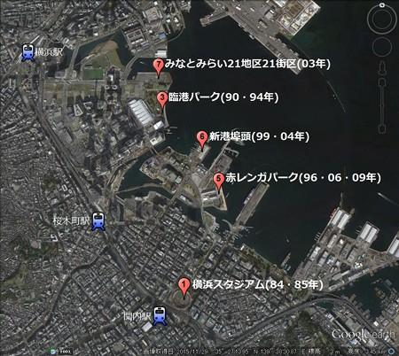 THEALFEE 横浜夏イベ跡地(拡大)