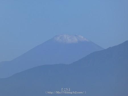 161026-富士山  初冠雪 (2)