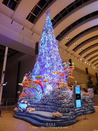 161205-クイーンズスクエア クリスマスツリー (24)