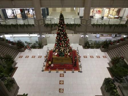 161205-ランドマークタワー クリスマスツリー (16)