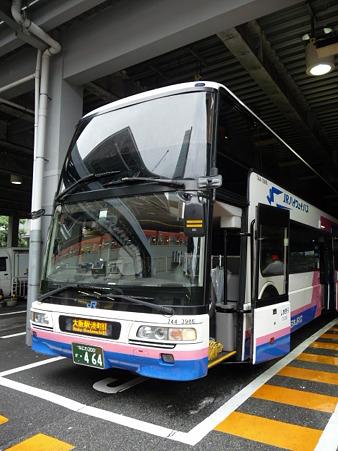 100627-新宿→大阪 高速バス (3)