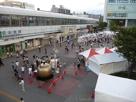 110917-カップヌードルミュージアム 場外イベント (4)