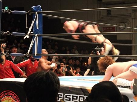新日本プロレス CMLL 後楽園ホール 20110123 (28)