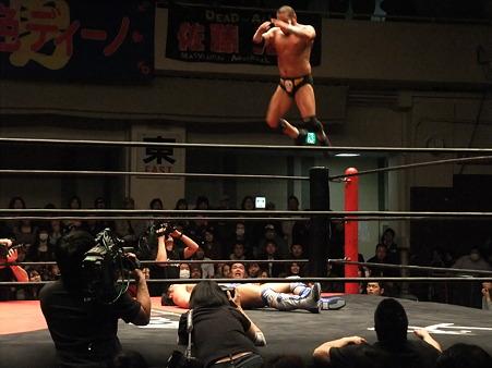 DDTプロレス 後楽園ホール 20110327 (8)