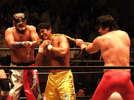 全日本プロレス 後楽園ホール 20110712 (20)