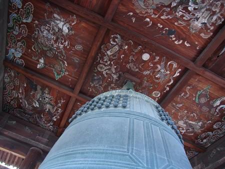 方広寺の鐘です