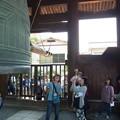Photos: 方広寺の鐘をみんなで見学です