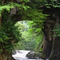 Photos: (2)農溝の滝h_wm