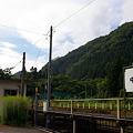 JR東日本・岩泉線、中里駅