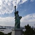 Photos: お台場の自由の女神